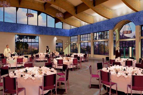 Fellowship Hall, Pasadena California, renderings by Mike Roy on playground lighting, restaurant lighting, lobby lighting, library lighting, balcony lighting, foyer lighting, nursery lighting, labyrinth lighting, elevator lighting, lounge lighting, game room lighting, parking lot lighting, school lighting, conference room lighting, cafeteria lighting, kitchen lighting, sanctuary lighting, home lighting, church lighting,